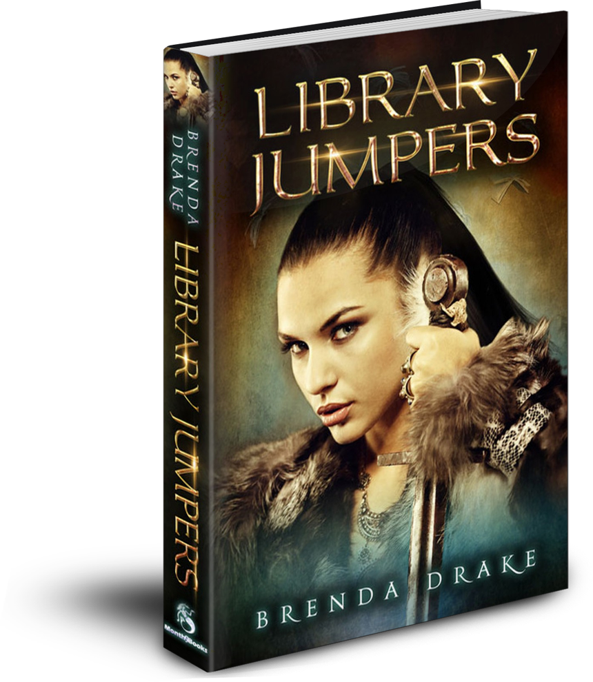 Library Jumpers 3D book2
